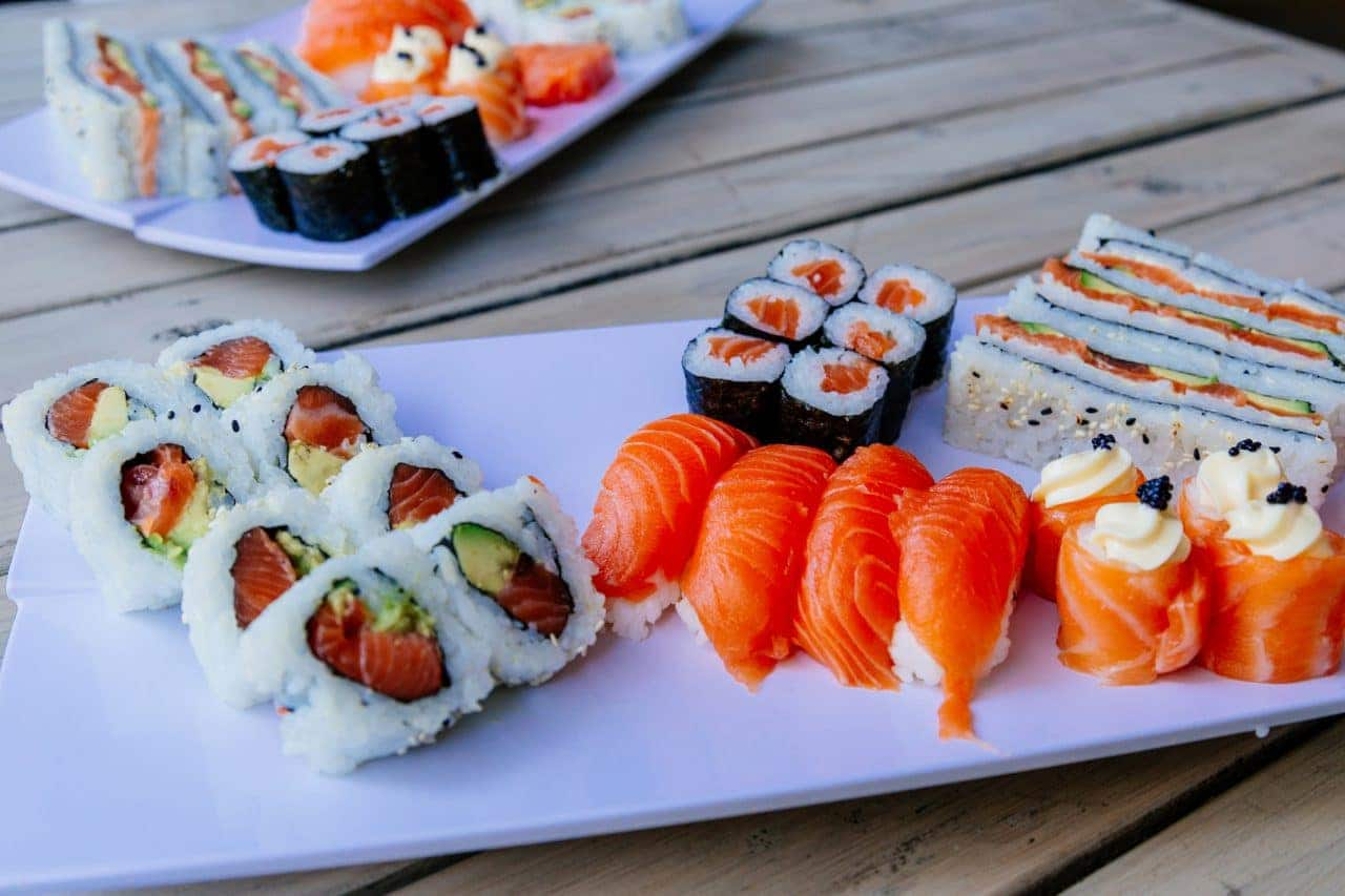 10 Great Sushi Spots In Cape Town photo
