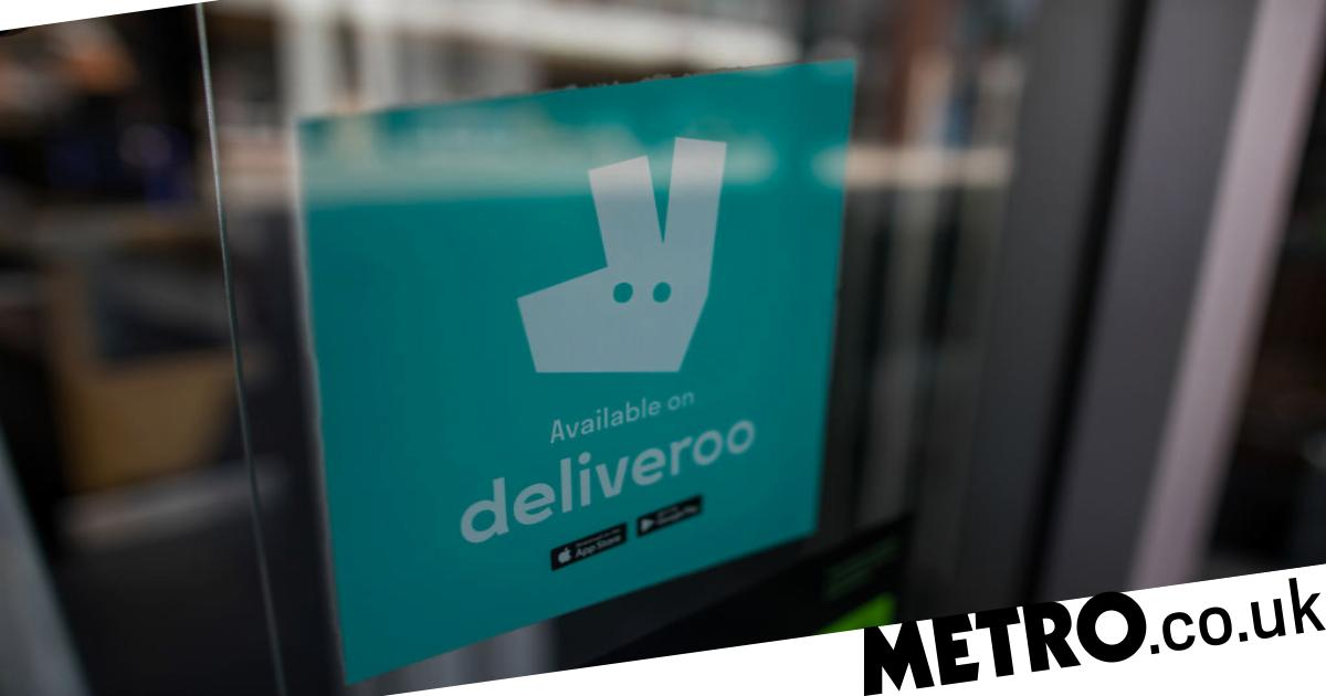 Deliveroo Begins Table Service So You Can Order In Restaurants Contact-free photo