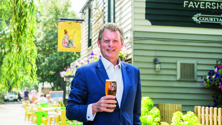 Shepherd Neame Reveals Reopening Rent Plan photo