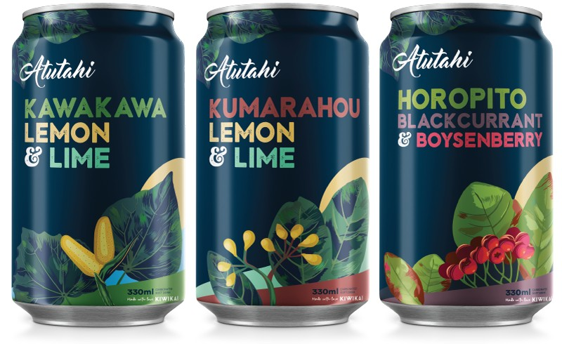 Indigenous Focus: Kiwi Kai's Maori-inspired Beverage Line Aims For Asian Expansion Within Six Months photo