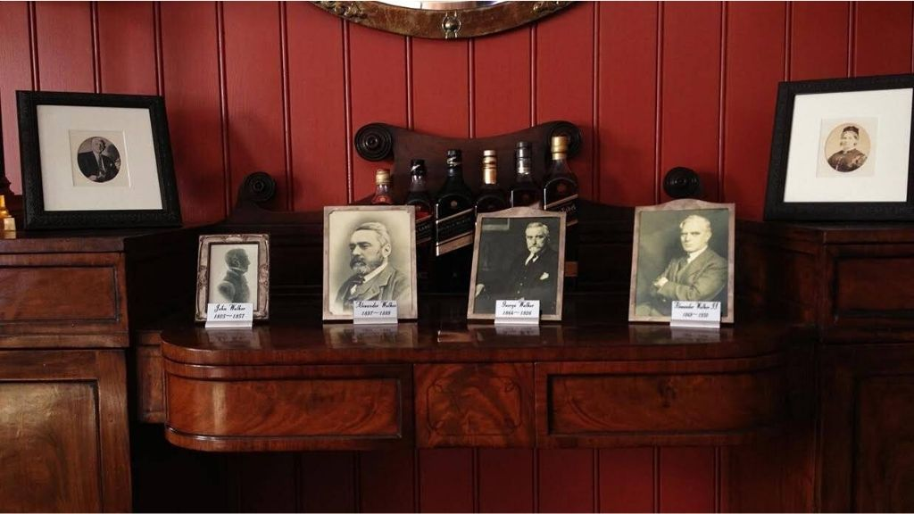 Johnnie The Journey: The History Of Whisky photo