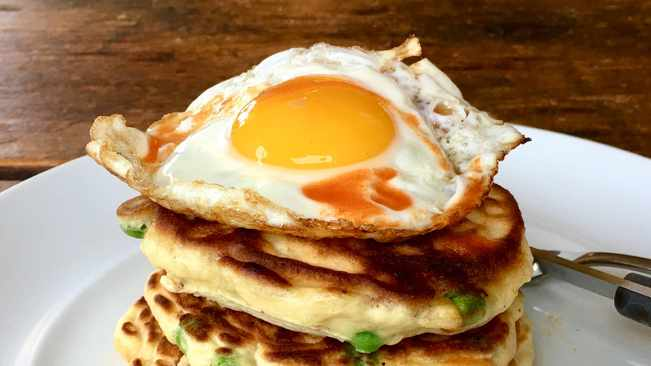 7 Savoury Pancakes For Any Time Of Day photo