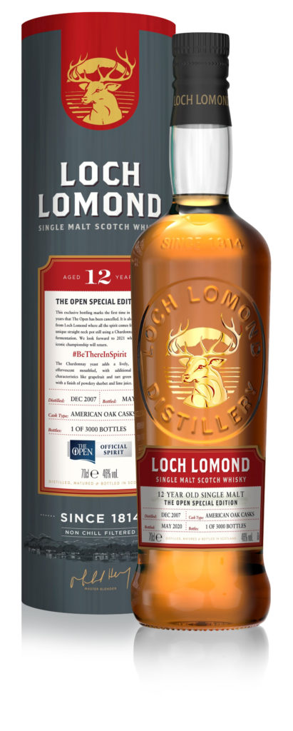 Loch Lomond Reveals Limited Edition Single Malt For The Open photo