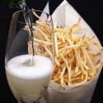 French Fries And Champagne Are A Match Made In Heaven! photo