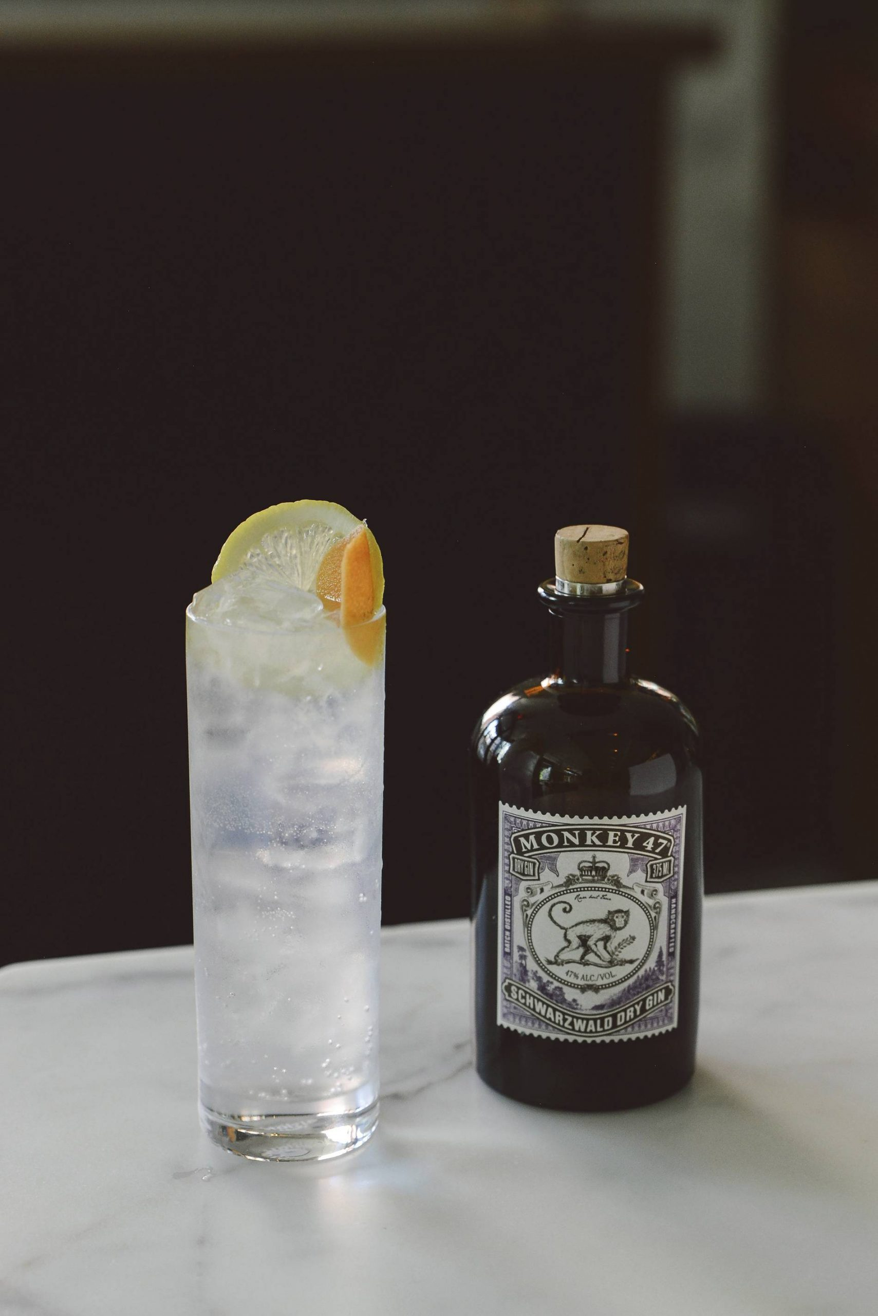 Monkey 47 Puts A Spin On A G&t With This Recipe photo