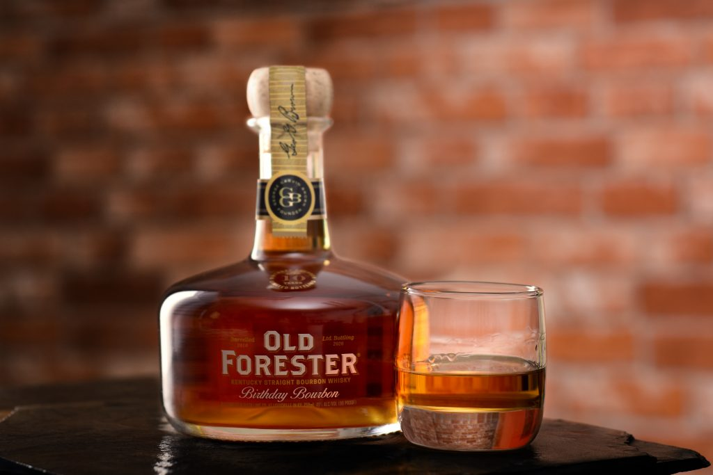 Old Forester Announces The 20th Release Of Birthday Bourbon photo