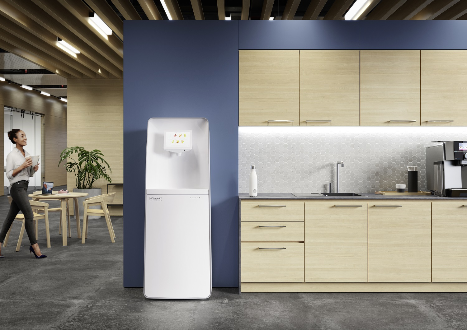 Pepsico Expands Sodastream Into Away-from-home Channels photo