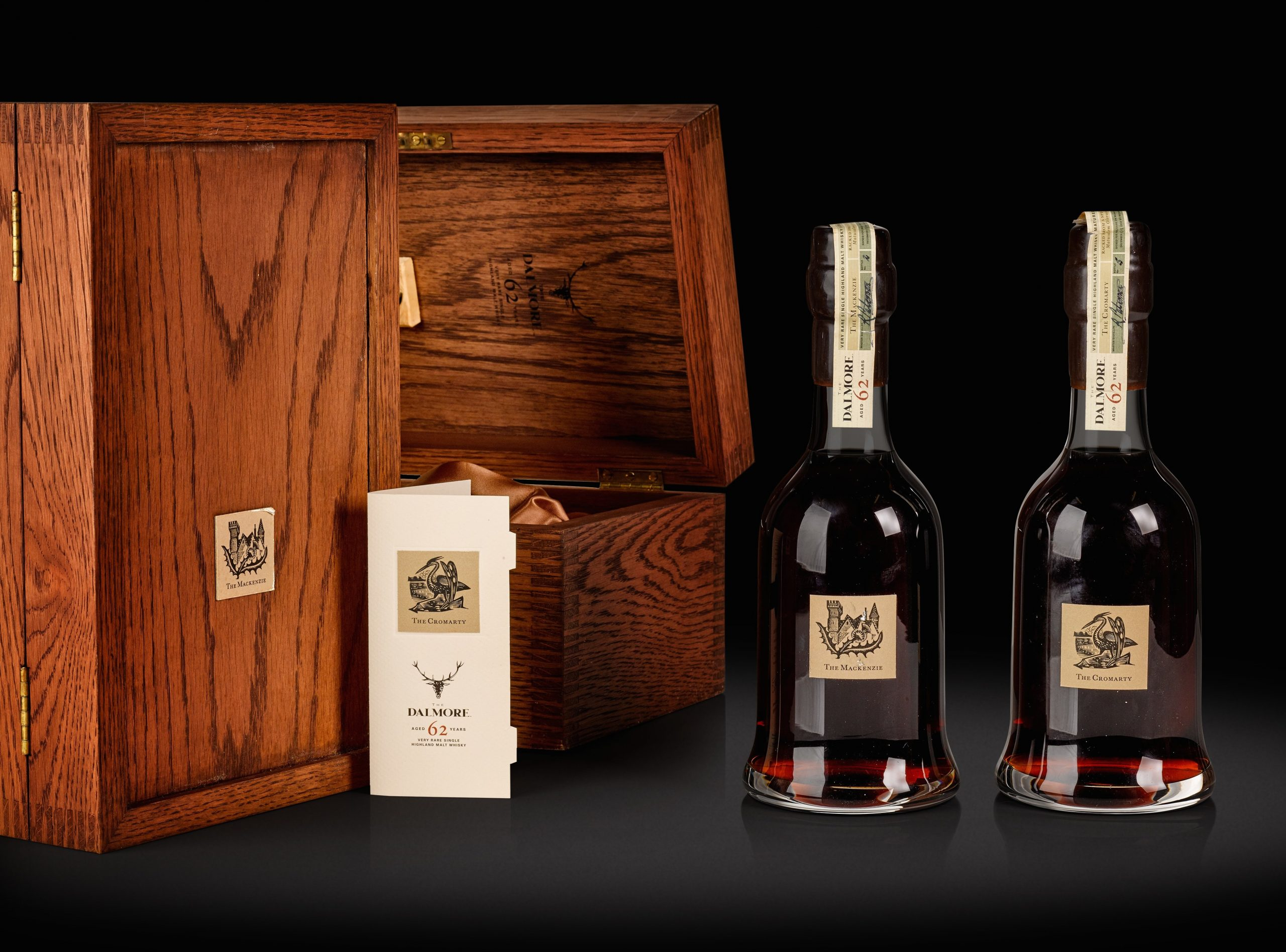 The Dalmore 62 Sets New Record In Sotheby's Auction photo