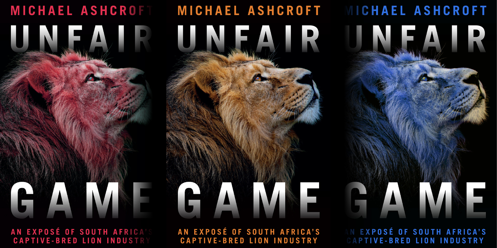 Book Review: 'unfair Game' Reveals The Cruel Reality Of Canned Lions photo
