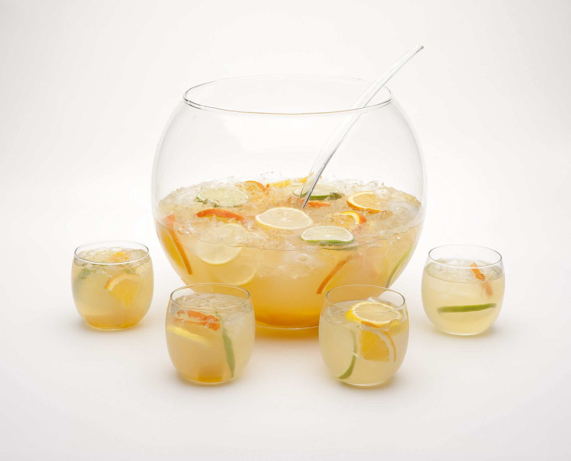 Gin Punch Bowls That Will Hit The Mark photo