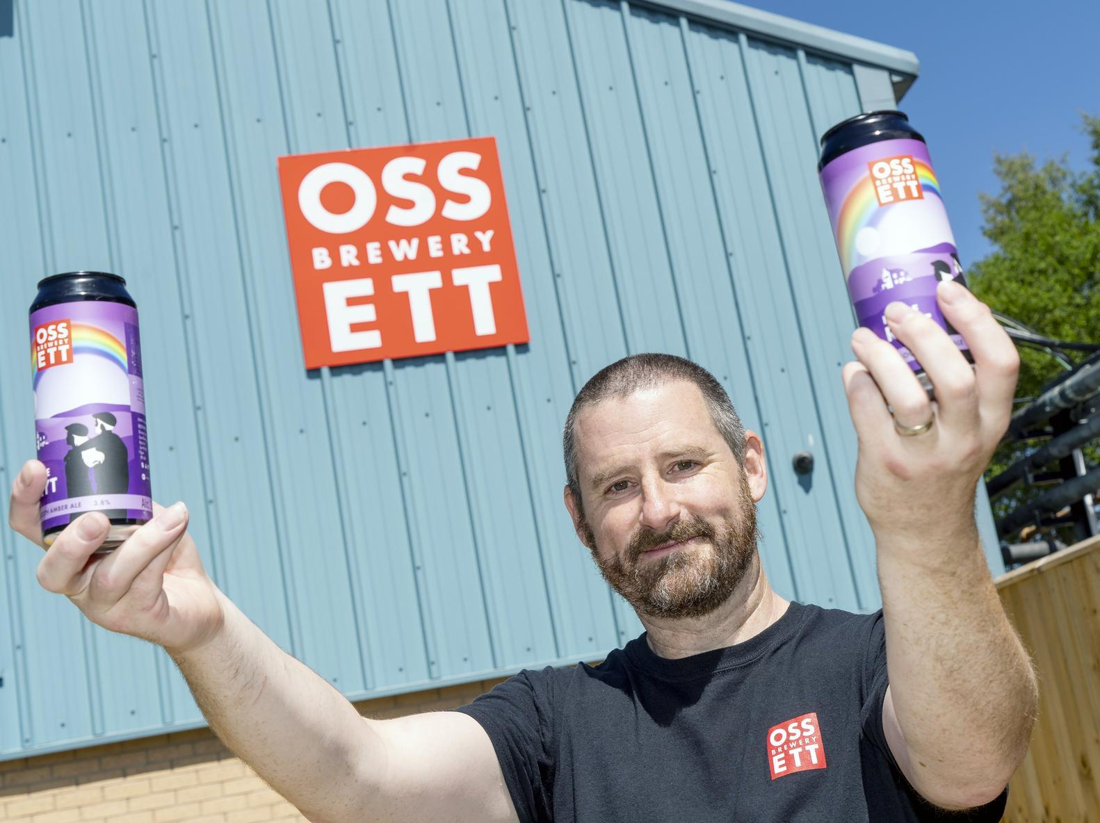 Ossett Brewery Launches 'it'll Be Reyt' photo