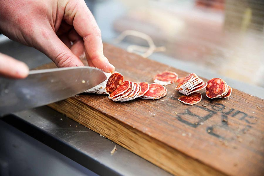 Richard Bosman Serves Artisanal Cured Treats To Your Door photo