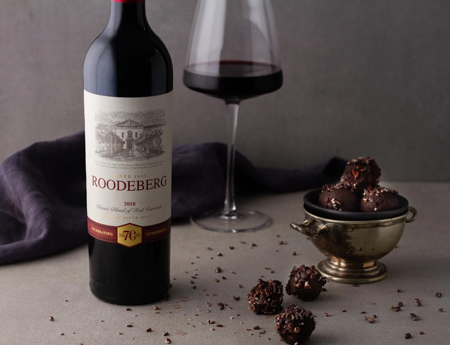 Roodeberg Celebrates World Chocolate Day With Decadent Truffles photo