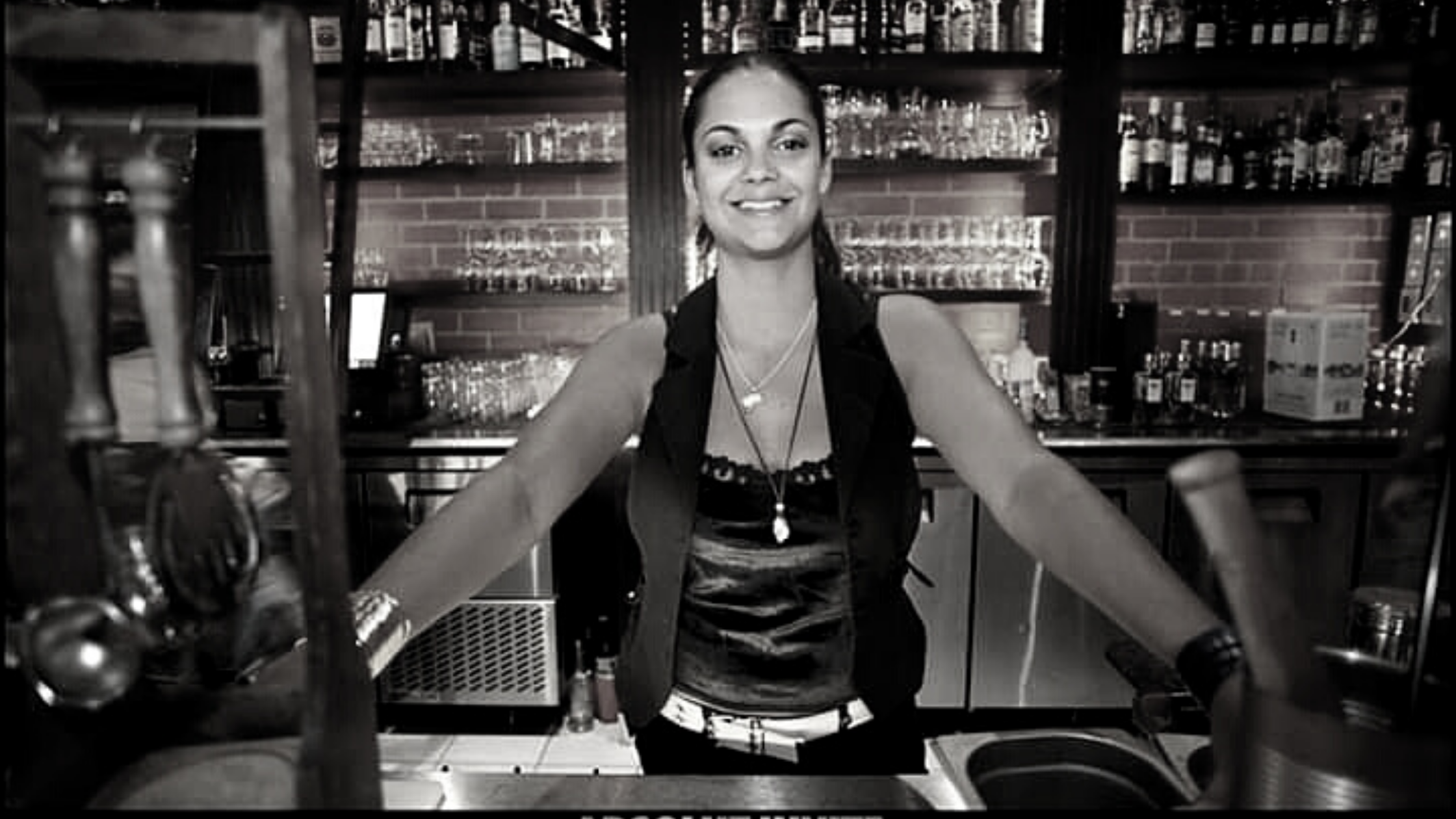 The Gritty Truth From Badass Female Mixologist photo