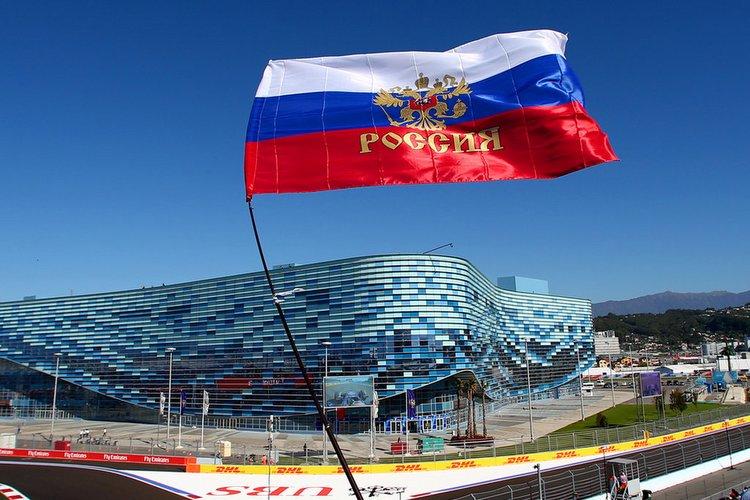In The Pitlane: Russian Roulette photo