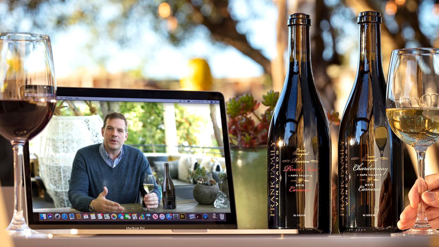 How Wine Brands Can Successfully Utilize Virtual Tastings To Drive Consumer Sales photo