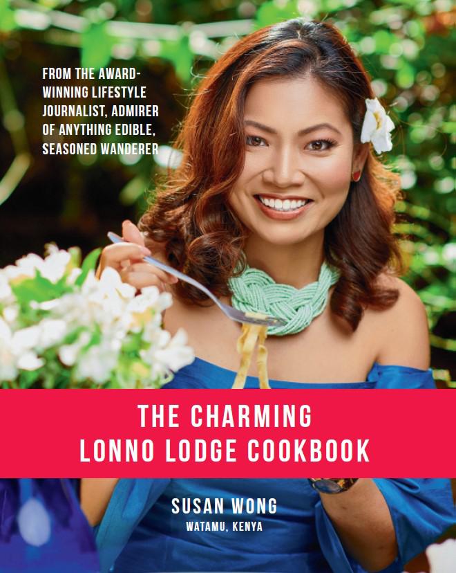 Award-winning Lifestyle Journalist Susan Wong Releases Cookbook About Watamu photo