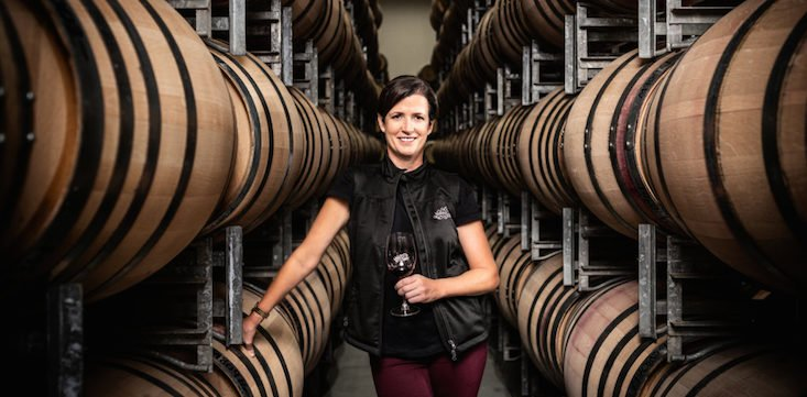 Let's Drink To That: After Surviving Covid-19, Mollydooker Wines Owner Sarah Marquis Says Online Sales And Reinventing The Cellar Door Will Guarantee Future Success photo