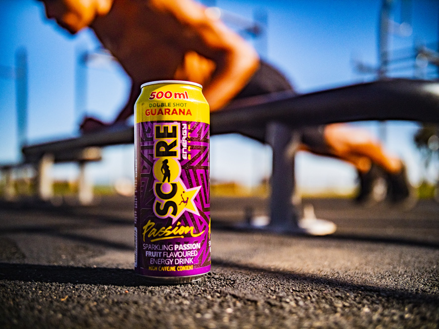 Score Energy Adds Passion Fruit To Its Variety Of Flavours photo