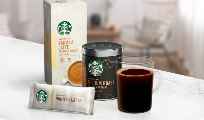 Starbucks Instant Coffee Hits Sa Grocery Store Shelves photo