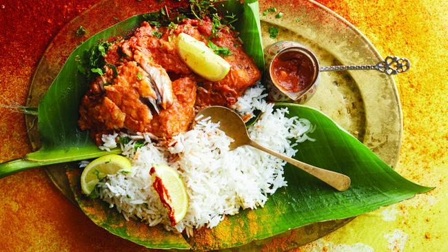 Recipe: Quick And Easy Tamarind Fish Curry photo