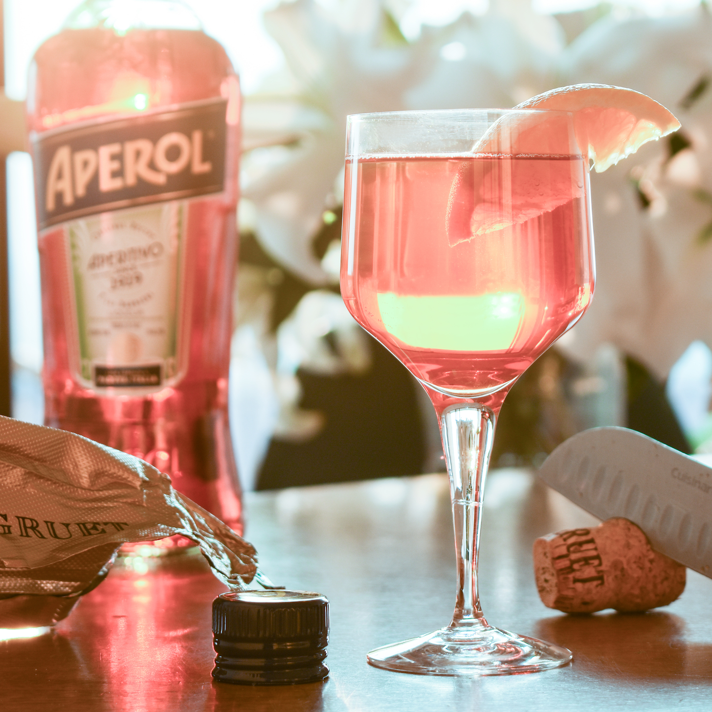 Cocktail Culture: Aperol Spritz photo
