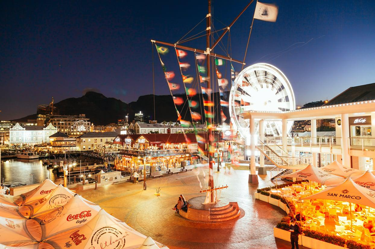 Things You Might Not Know About The V&a Waterfront photo