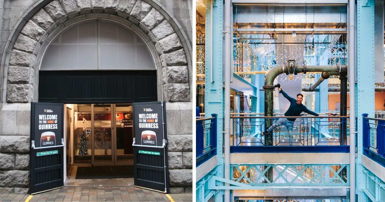 You Need 90 Minutes To See The Guinness Storehouse, And Here's What The Ultimate Self-guided Tour Looks Like photo