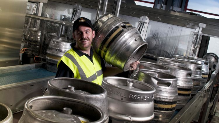 St Austell Brewery Starts Brewing Draught photo