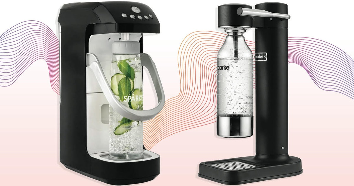 A Soda Maker That Adds Fizz To Juice & Wine ⁠— Plus More Of The Best Sodastream Alternatives photo