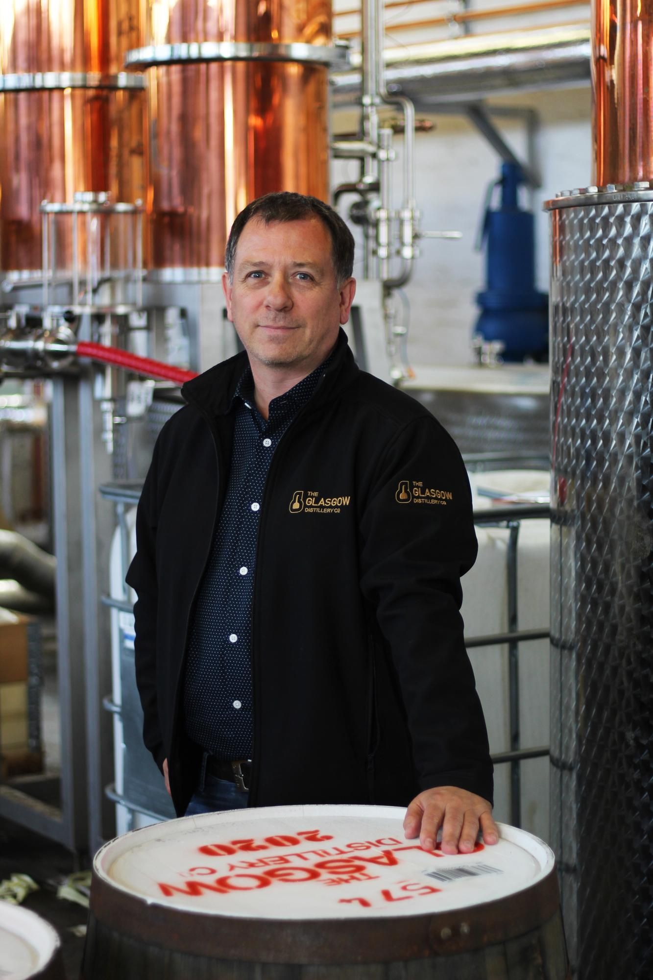 The Big Interview: Liam Hughes, Co-founder Of The Glasgow Distillery Company photo