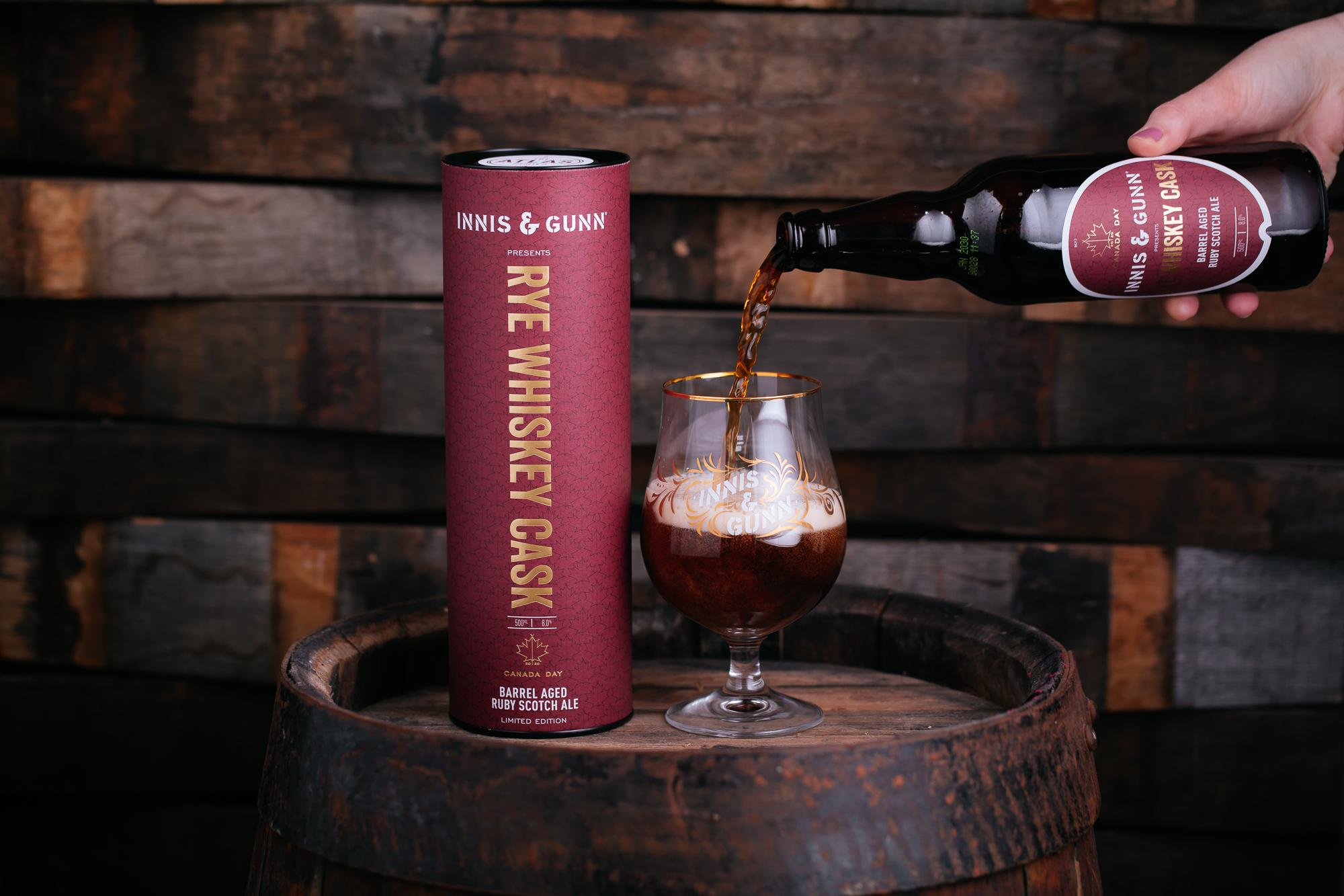 Innis & Gunn Release Two New Limited Edition Beers With All Profits To Go To The Care Workers' Charity photo