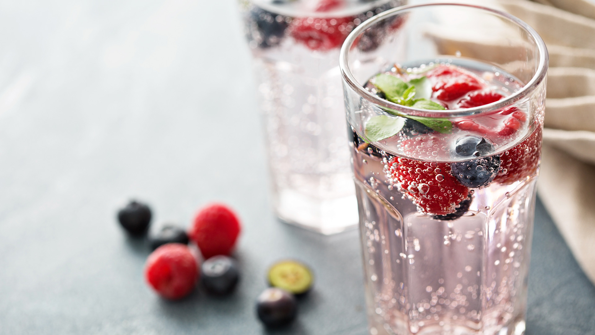 Staying Hydrated Has Never Been Easier With These Irresistible Sparkling Waters photo