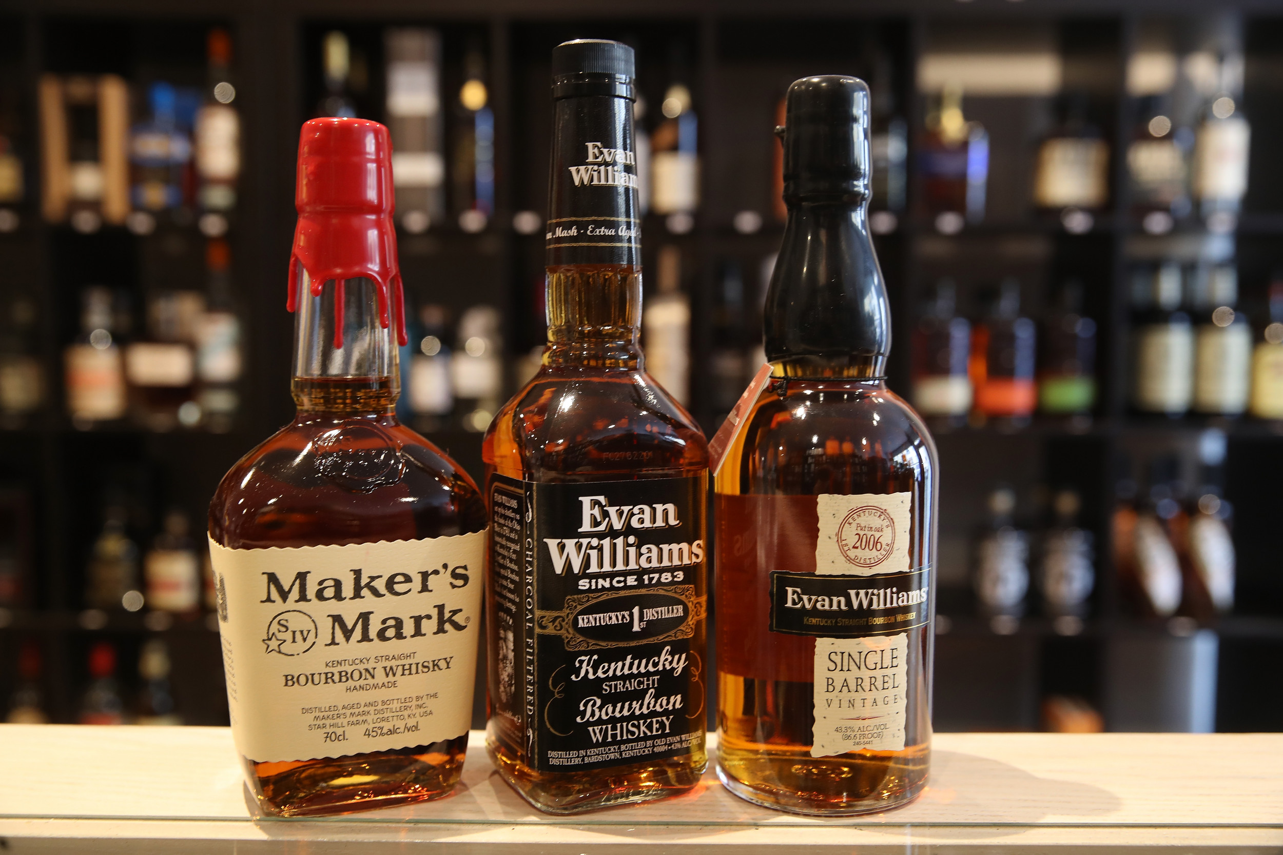 Celebrate National Bourbon Day With Deals On Jim Beam, Maker's Mark, And Evan Williams photo
