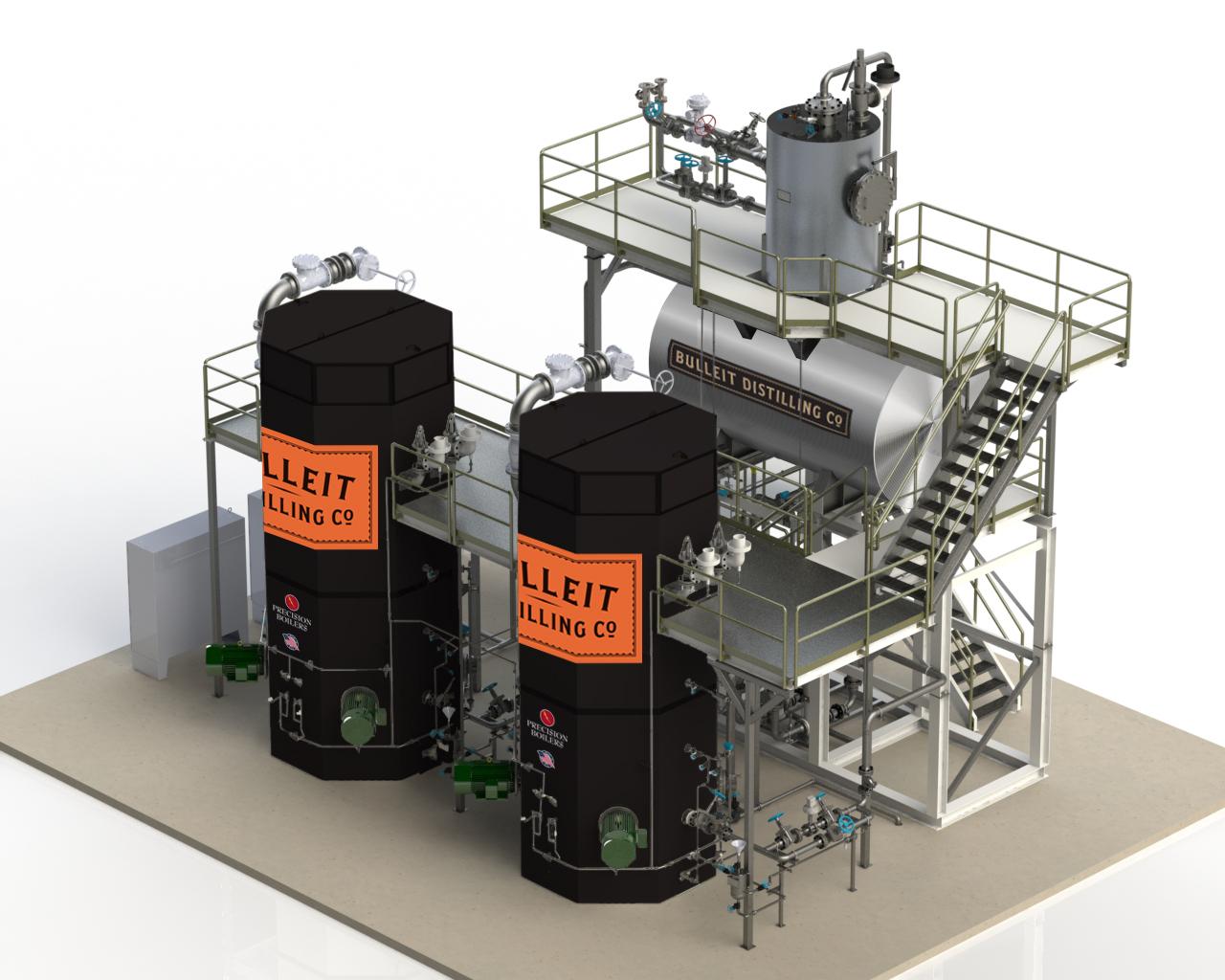 Bulleit Bourbon's New Kentucky Distillery Will Be Carbon Neutral photo