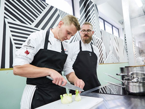 Partner Content: Taking It To The Next Level In The S.pellegrino Young Chef 2020 photo
