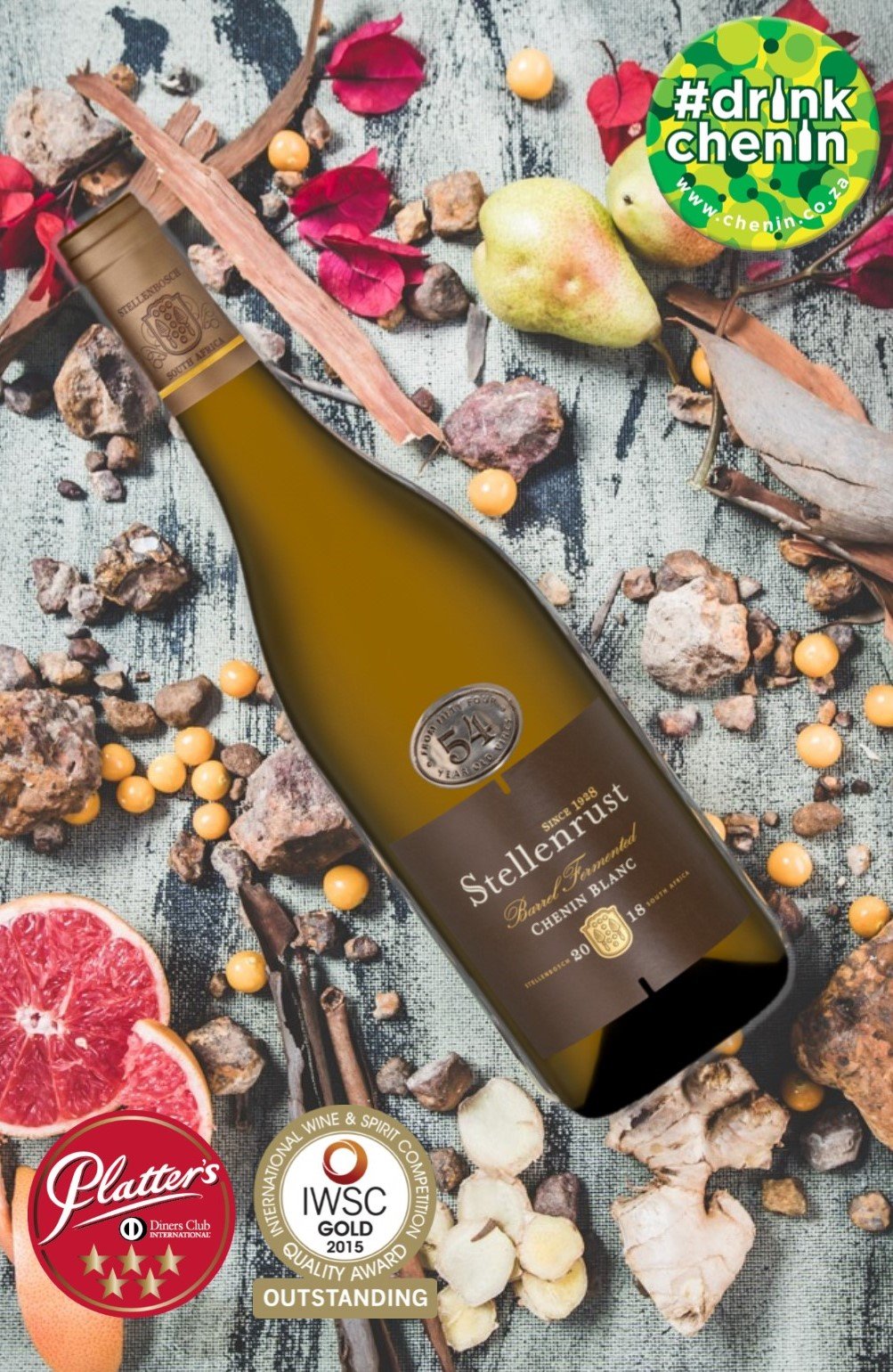 Make A Toast To Chenin Blanc With This Barrel-fermented Wine From Stellenrust photo