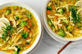 Recipe: Chicken Noodle Soup photo