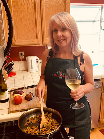 On Wine: Wine With Dinner photo