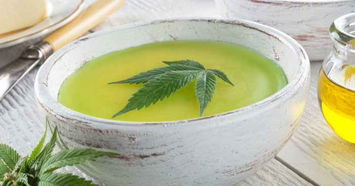 crockpot cannabutter 700x368 Cooking with Cannabis – Yes, It's a Thing!