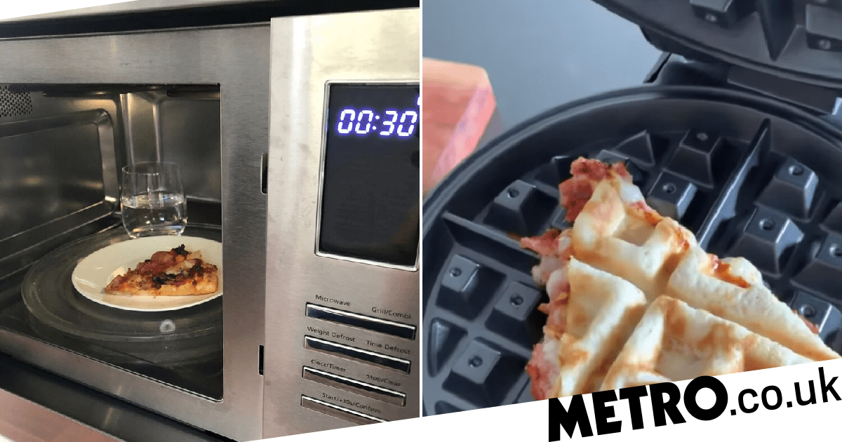 Domino's Reveals Hack To Reheat Pizza In 30 Seconds Without It Going Soggy photo