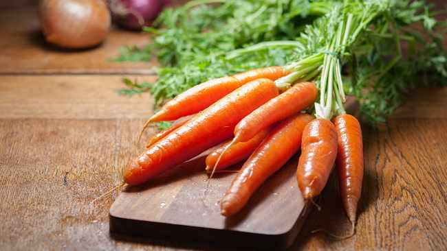 Watch: We've Been Peeling Carrots Wrong This Whole Time photo