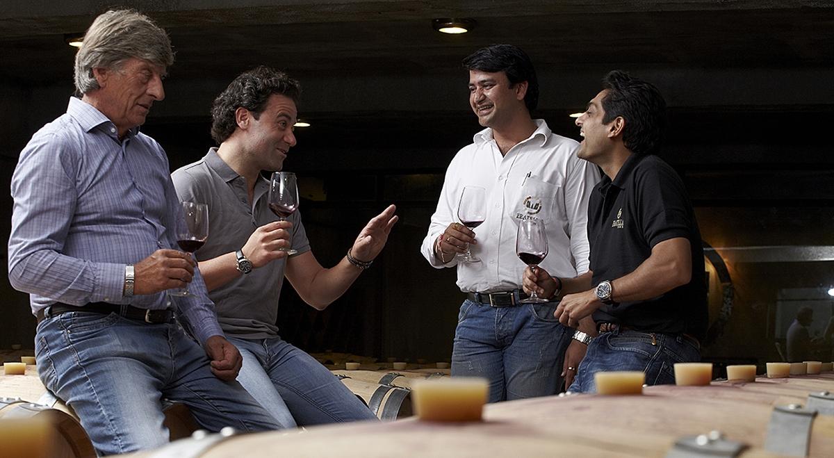 Indian Wine, Aikya photo