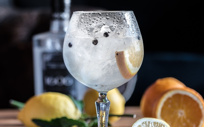 World Gin Day Lockdown Libations photo