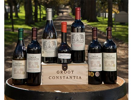Diverse Flavours To Roll Out Groot Constantia Brands At Changi Airport With Lotte Duty Free photo