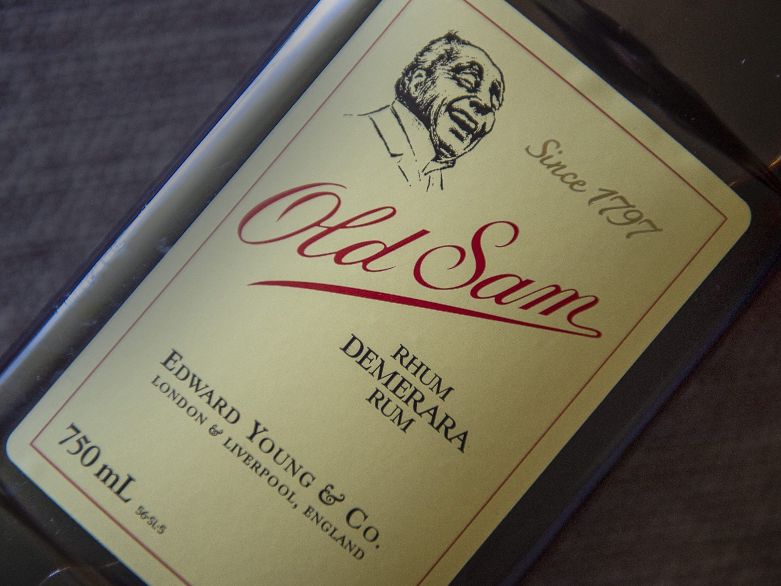 N.l. Liquor Corp. Reviewing Old Sam Rum In Light Of Racist Branding Concerns photo