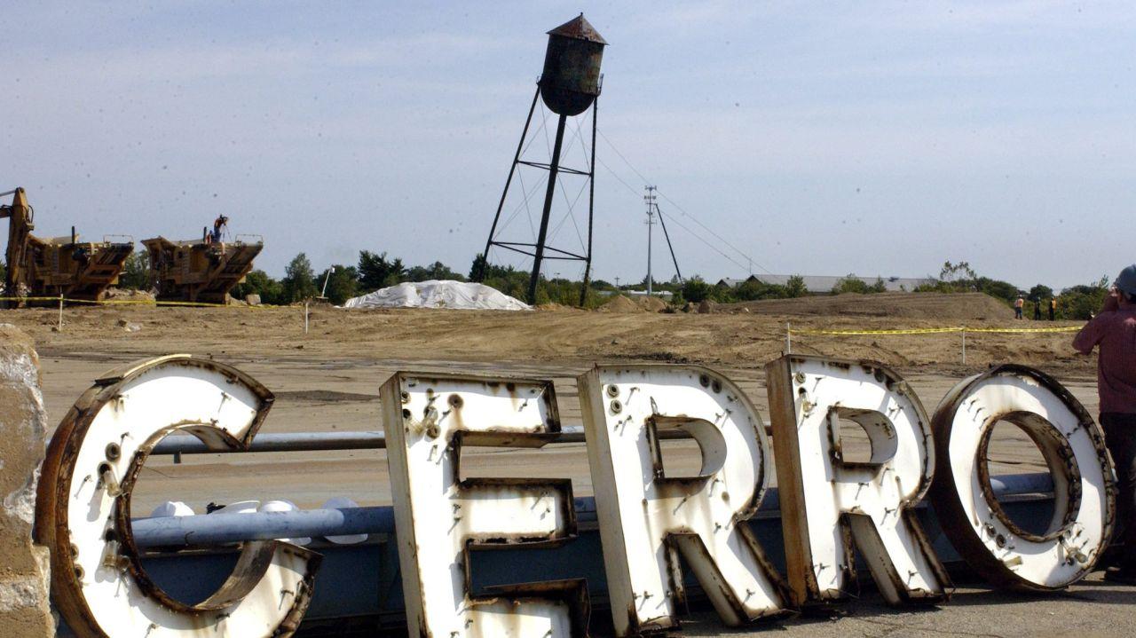 Amazon Plans Warehouse For Cerrosite photo