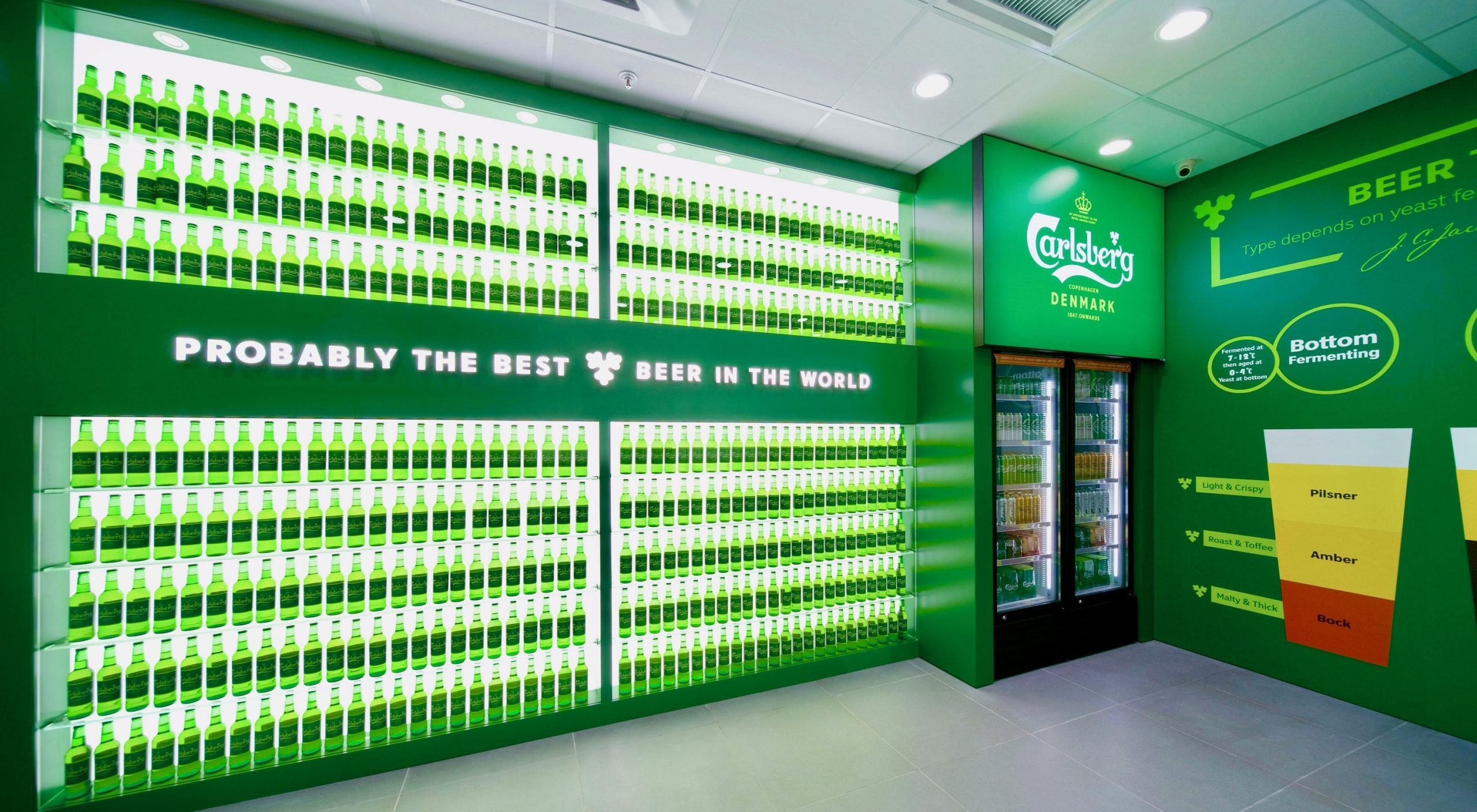 7-eleven And Carlsberg Open New Concept Store In Hong Kong photo