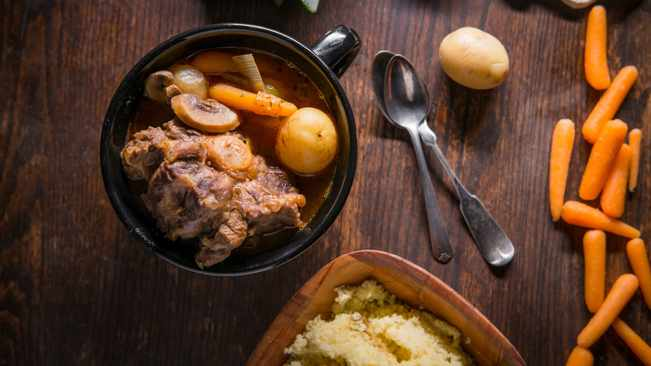 Try Beef Potjie With Dumplings This Winter photo