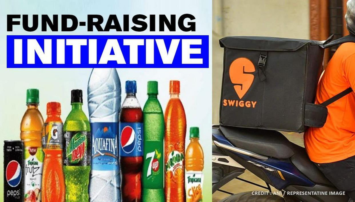 Pepsi Joins Hands With Swiggy To Provide 25 Lakh Meals To Workers In Distress photo